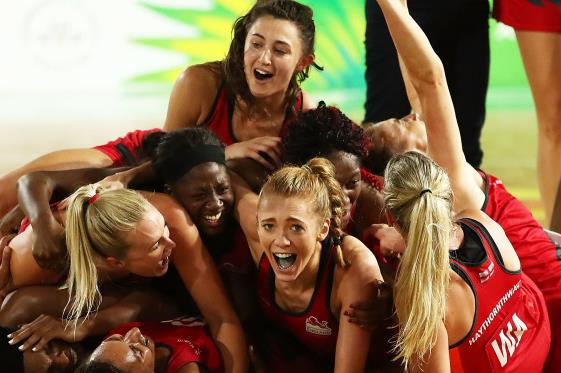 Vitality Roses nominated for BBC's Greatest Sporting Moment of the Year