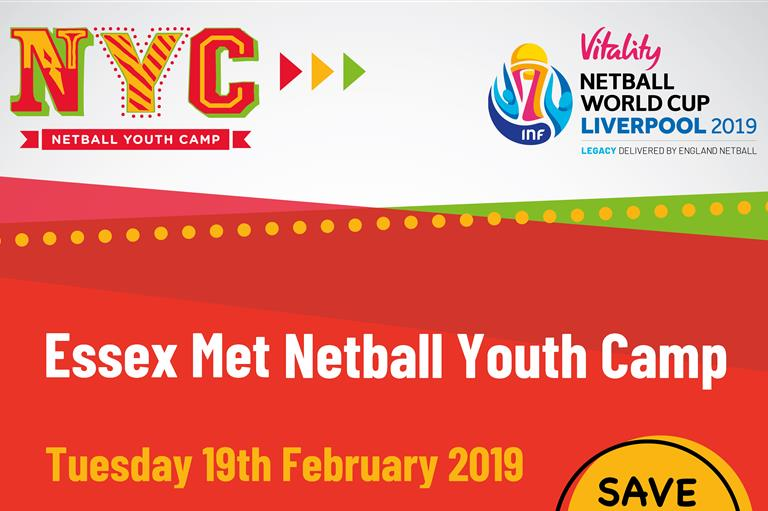 Netball Youth Camps are Back!